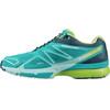Salomon W's X-Scream 3D Shoes Teal Blue